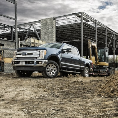 Ford Super Duty Best In Class