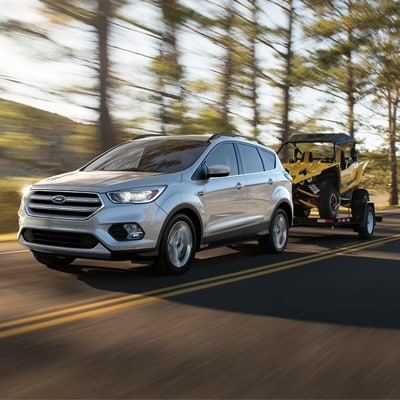 Ford Escape Towing