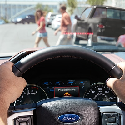 Ford F-150 Driver Assistance