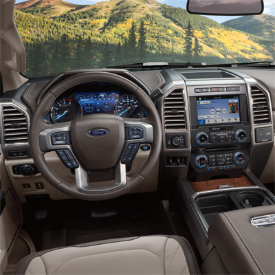 Ford Super Duty Technology