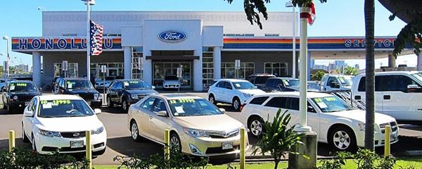 Used Car Dealerships Oahu Hawaii