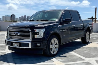 2017 Ford F-150 Limited Truck SuperCrew Cab