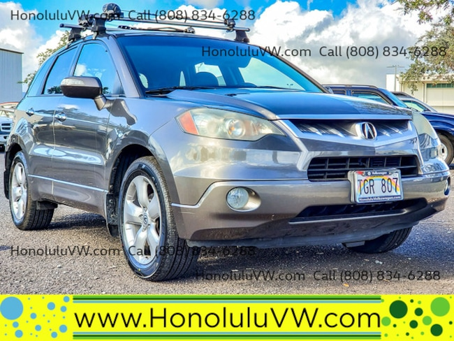 2008 Acura RDX Base w/Technology Package SUV Medford, OR