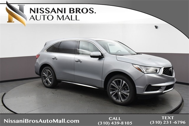 New 2020 Acura MDX with Technology Package SUV for sale near Playa Vista