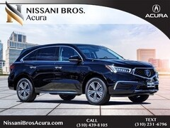 New 2018 Acura MDX Base SUV 18A0481 near Culver City, CA
