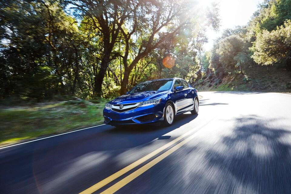 Acura ILX Vs Honda Civic At Nissani Bros Acura Vehicles - 2018 acura ilx accessories