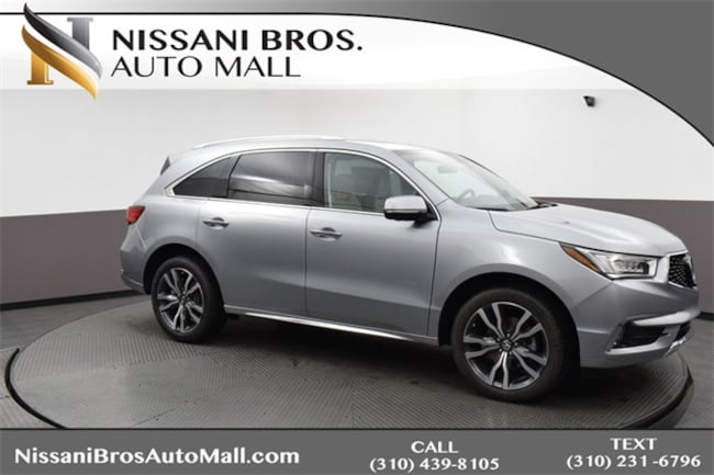 New 2020 Acura MDX SH-AWD with Advance and Entertainment Packages SUV for sale near Playa Vista