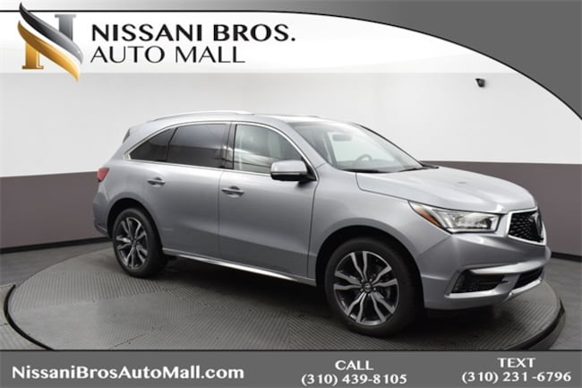 New 2020 Acura MDX SH-AWD with Advance Package SUV for sale near Playa Vista