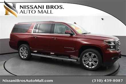 Featured 2018 Chevrolet Suburban LT SUV for sale near you in Culver City, CA