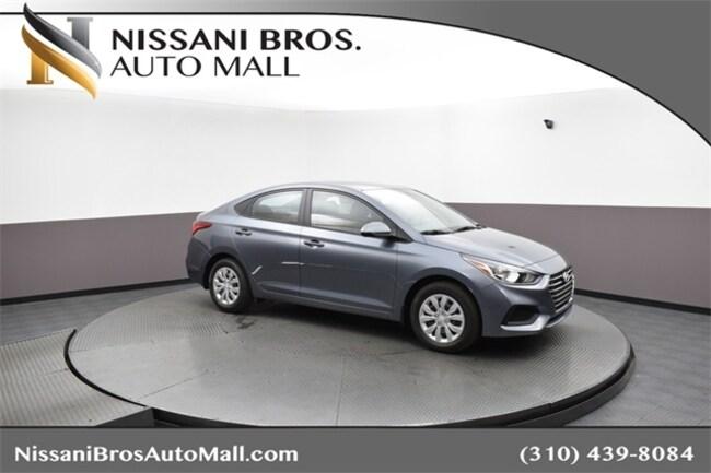 New 2020 Hyundai Accent SE Sedan for sale near Playa Vista