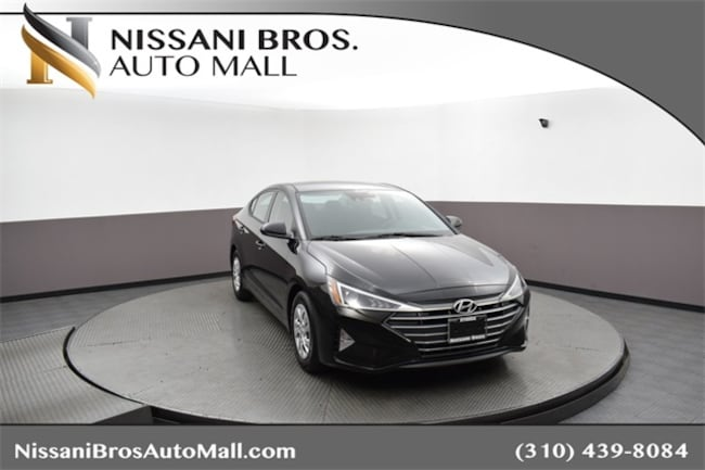 New 2020 Hyundai Elantra SE w/SULEV Sedan for sale near Playa Vista