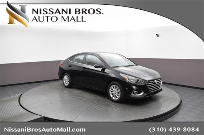 New 2020 Hyundai Accent SEL Sedan for sale near Playa Vista