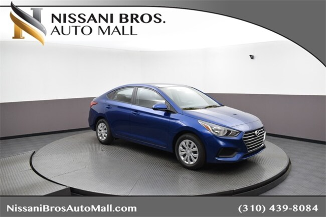 New 2020 Hyundai Accent SE Sedan for sale near Playa Vista