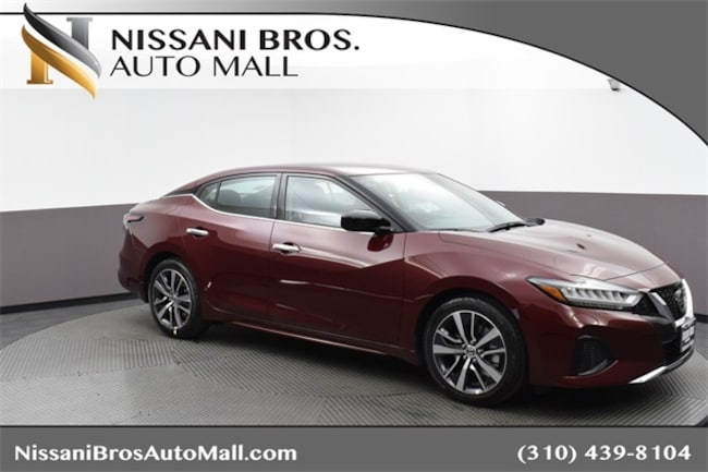 New 2019 Nissan Maxima 3.5 S Sedan for sale near Playa Vista