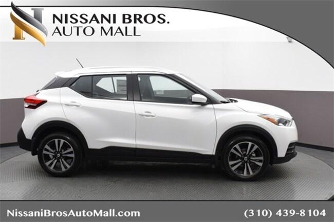 New 2020 Nissan Kicks SV SUV for sale near Playa Vista