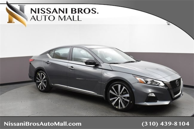 New 2020 Nissan Altima 2.5 SR Sedan for sale near Playa Vista