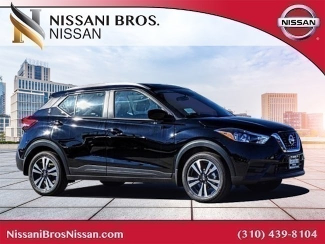 New 2018 Nissan Kicks SV SUV for sale near Playa Vista