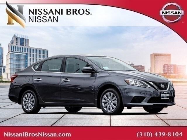 New 2018 Nissan Sentra S Sedan for sale in Culver City