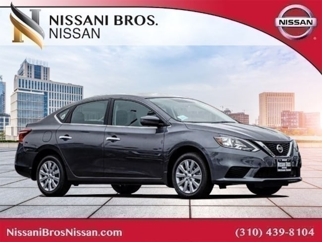 New 2018 Nissan Sentra S Sedan in Culver City, CA