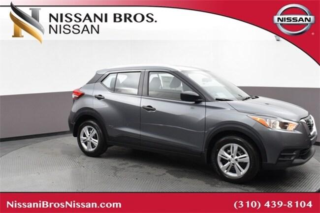 New 2019 Nissan Kicks S SUV for sale near Playa Vista