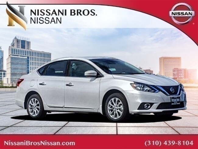 New 2019 Nissan Sentra SV Sedan for sale near Playa Vista