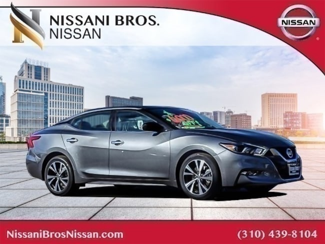 New 2018 Nissan Maxima 3.5 S Sedan for sale near Playa Vista