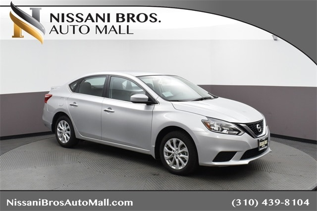 New 2019 Nissan Sentra SV Sedan for sale in Culver City