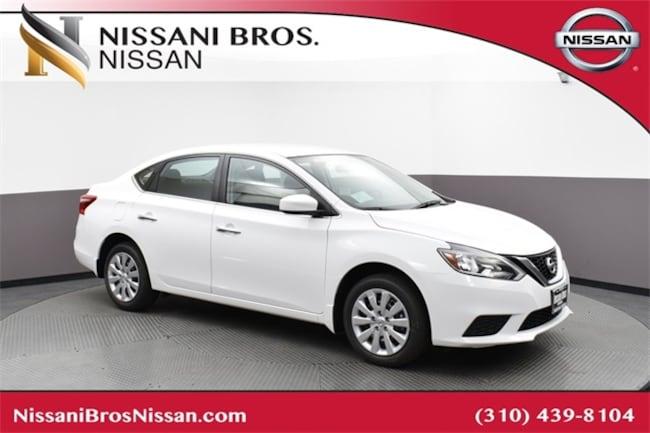New 2019 Nissan Sentra S Sedan for sale near Playa Vista