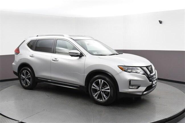 Certified 2017 Nissan Rogue SUV for sale near Playa Vista