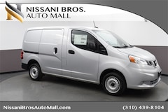 New 2020 Nissan NV200 S Van Compact Cargo Van 20N0177 near Culver City, CA