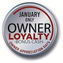 January Owner Loyalty