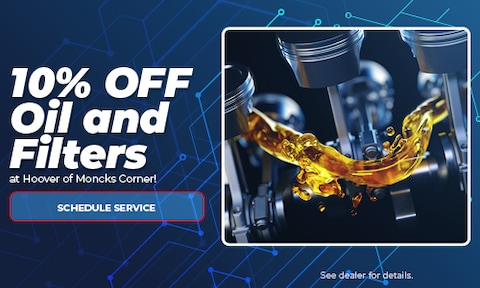 10% OFF Oil and Filters - March