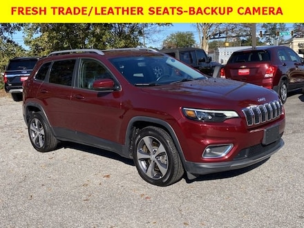 2019 Jeep Cherokee Limited Limited FWD