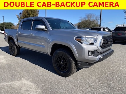 2020 Toyota Tacoma 2WD SR5 SR5 Double Cab 5 Bed V6 AT