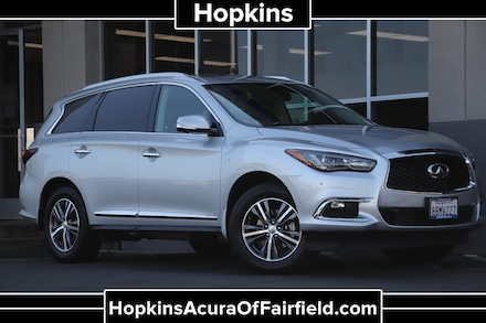 Featured Pre-Owned  2017 INFINITI QX60 Base SUV for Sale near Napa, CA