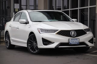 New 2019 Acura ILX with Technology and A-Spec Package Sedan 19UDE2F83KA001203 in Fairfield, CA