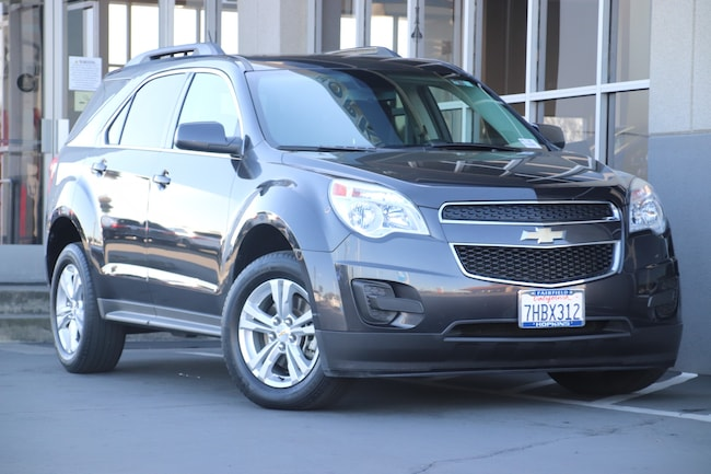 Used 2015 Chevrolet Equinox LT w/1LT SUV for sale in Fairfield, CA at Hopkins Acura