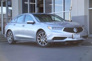 New 2019 Acura TLX 3.5 V-6 9-AT P-AWS Sedan in Fairfield, CA