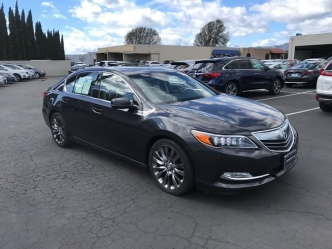 Used 2016 Acura RLX w/Technology Package Sedan for sale in Fairfield, CA at Hopkins Acura