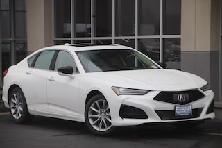 New 2021 Acura TLX Base Sedan in Fairfield, CA
