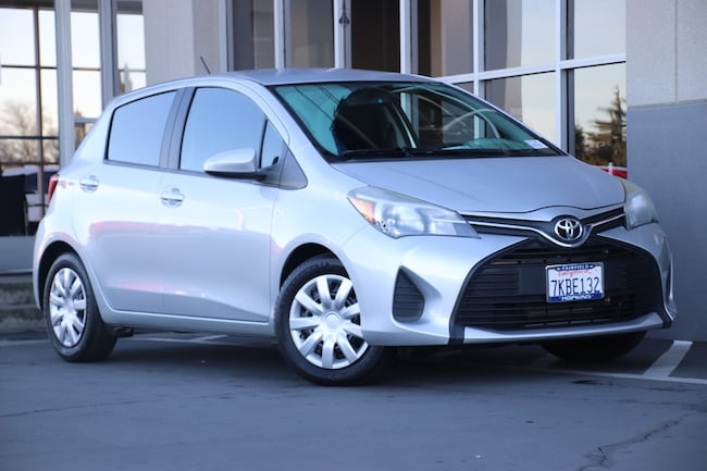 Used 2015 Toyota Yaris SE for sale in Fairfield, CA at Hopkins Acura