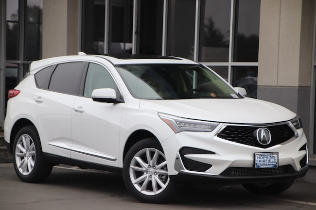 New 2021 Acura RDX SH-AWD SUV for sale in Fairfield, California at Hopkins Acura