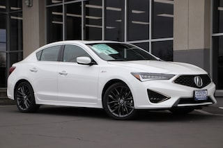 New 2021 Acura ILX with Premium and A-Spec Package Sedan in Fairfield, CA