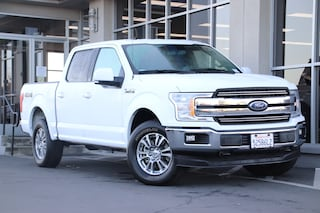 Used 2018 Ford F-150 Lariat Truck 1FTEW1E5XJKE01267 in Fairfield, CA