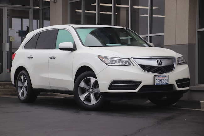 Used 2014 Acura MDX 3.5L SUV for sale in Fairfield, CA at Hopkins Acura