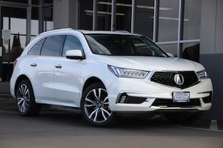 New 2019 Acura MDX SH-AWD with Advance Package SUV 5J8YD4H88KL016989 in Fairfield, CA