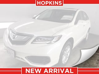 Used 2018 Acura RDX Technology Package SUV near Oakland