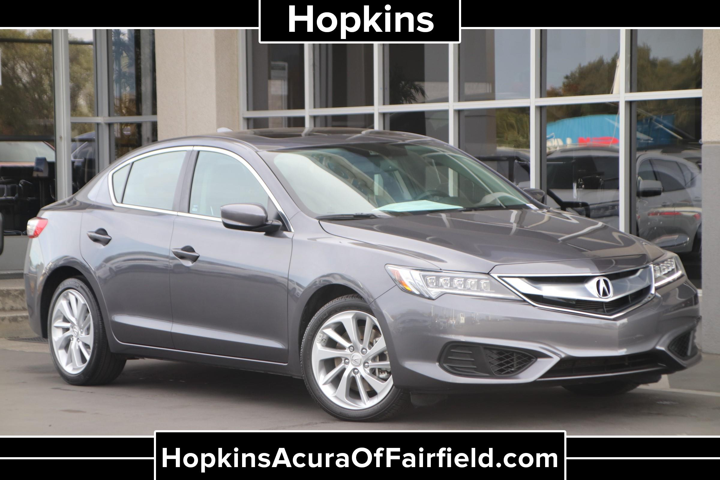 View Used Cars For Sale In Fairfield At Our Acura Dealership