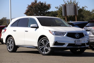 New 2020 Acura MDX SH-AWD with Technology Package SUV in Fairfield, CA