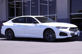 New 2021 Acura TLX SH-AWD with A-Spec Package Sedan in Fairfield, CA